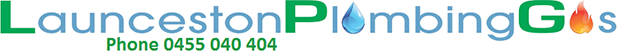 Plumbers Launceston Logo